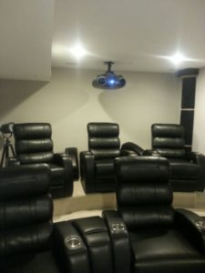 projector installation maryland